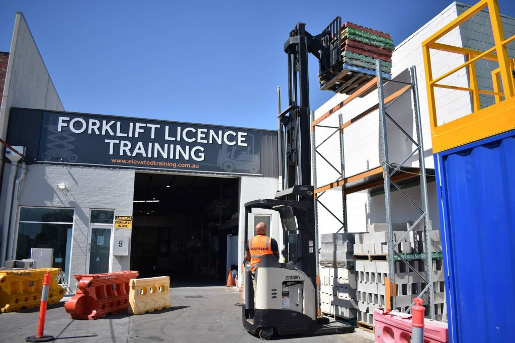 Licence to Operate a Forklift